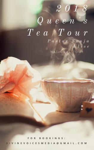 2018 Queen's Tea Tour