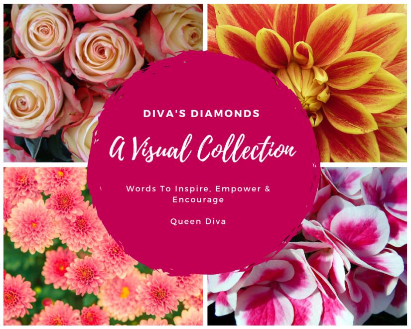 #Diva's Diamonds A Visual Collection Cover